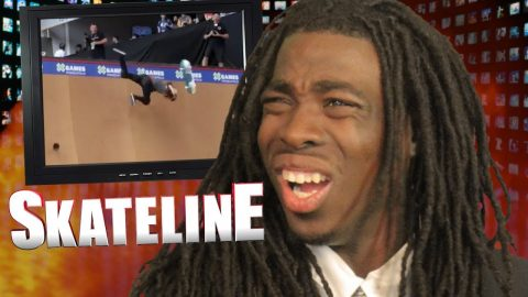 SKATELINE - CJ Collins Pro, Deedz, Yuri Facchini Dubstep, Trey Wood Vs Jake Brown Fall | ThrasherMagazine
