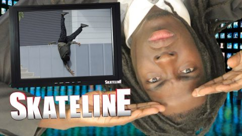 SKATELINE - CJ Collins, Robert Neal Pro, Blake Carpenter, Daniel Vargas Pro For Welcome | ThrasherMagazine