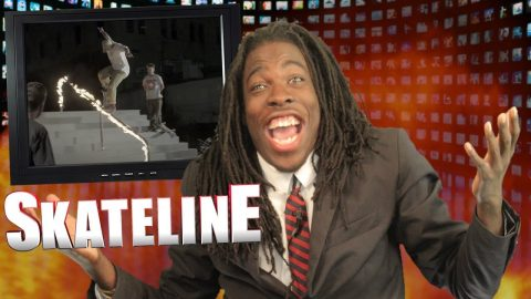 SKATELINE - Evan Smith, Nyjah Huston, King Of The Road, Daewon Song, Phil Zwijsen | ThrasherMagazine