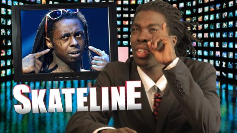 SKATELINE - Lil Wayne Skate Part, Pizza Michael Pulizzi, Girl In China, Cody Subido, - ThrasherMagazine
