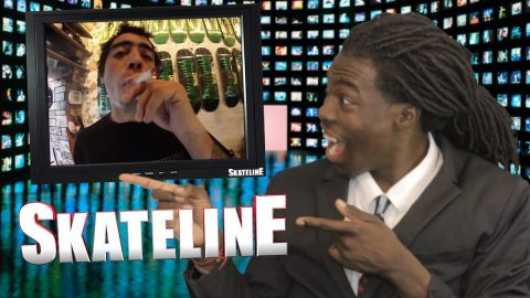 SKATELINE - Milton Martinez, Tom Penny, Skate Scooter Dance, Manual Reversal & more - ThrasherMagazine