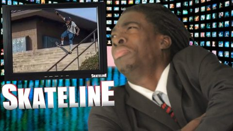SKATELINE - Nyjah Huston, New Brent Atchley Part, Forrest Edwards, Frog Skateboards | ThrasherMagazine