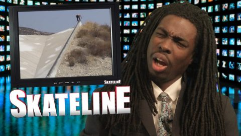 SKATELINE - Nyjah Huston, Ryan Townley, Albert Nyberg, Enzo Cautela, Ace Pelka, Lido Junior | ThrasherMagazine