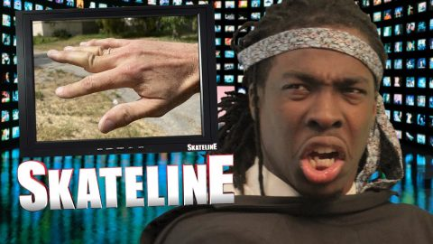 SKATELINE - Tony Hawk, EA SKATE 4, Milton Martinez, Stevie Williams, Gustavo Ribeiro, Tom Scharr 900 | ThrasherMagazine
