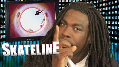 SKATELINE - Tony Hawk, Ishod Wair, Jaws, Guy Mariano, Koston Golf Swing | ThrasherMagazine
