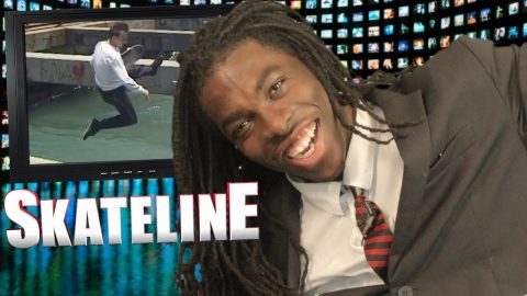 SKATELINE - Toothless Jaws, Tom Knox, Steve Mull, Atlantic Drift, Wallride Journey | ThrasherMagazine