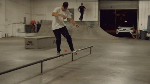 SkateNight with Chris Chann, SOVRN, and AVNI | Mikey Taylor