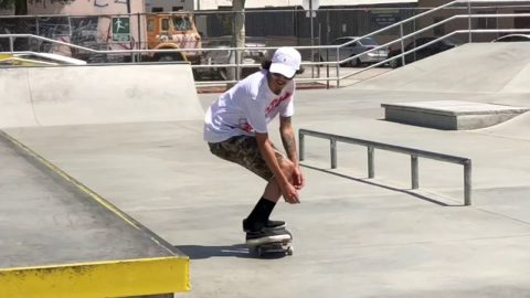 Skatepark Minute with Spencer Nuzzi | ihatespencernuzzi