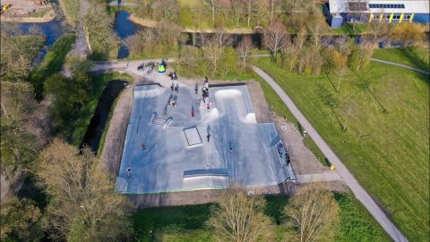 Skatepark Schagen | On The Roll Magazine