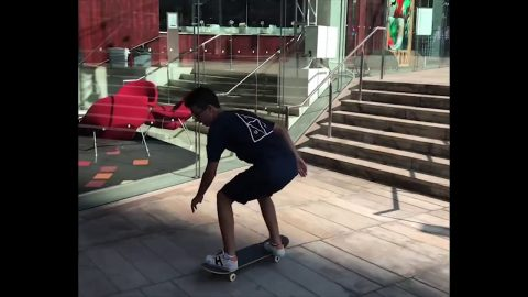 Skater of The Month - July - Yonatan Havivi | ג'ינג'י Jin-G