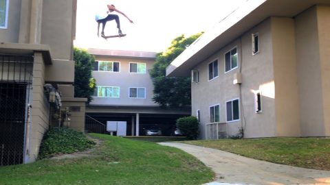 SKATER V.S. INSANE ROOF GAP !!! - NKA VIDS -