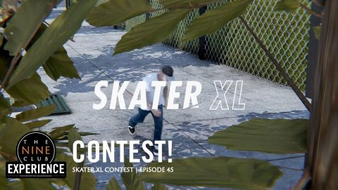 Skater XL CONTEST!!! The Nine Club Experience | The Nine Club Highlights