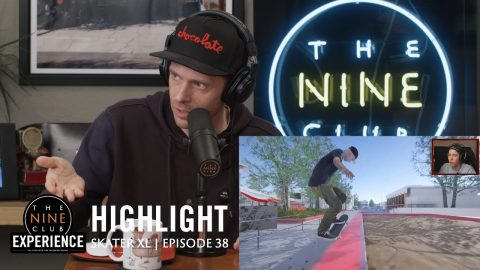 SKATER XL Review of Chris Roberts Courthouse Trick Challenge by Nightspeeds | The Nine Club Highlights