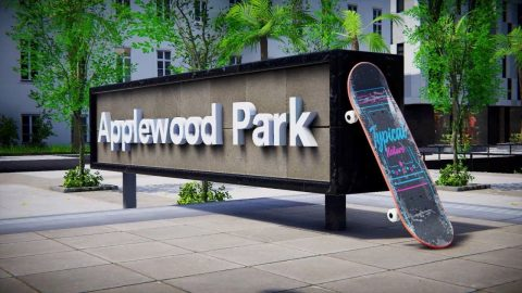 Skater XL - Typical Nature - Applewood Park Edit | Vinh Banh