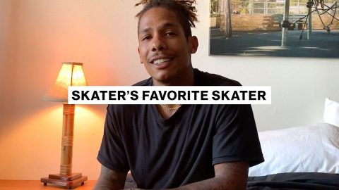 Skater's Favorite Skater | Boo Johnson | Transworld Skateboarding | TransWorld SKATEboarding