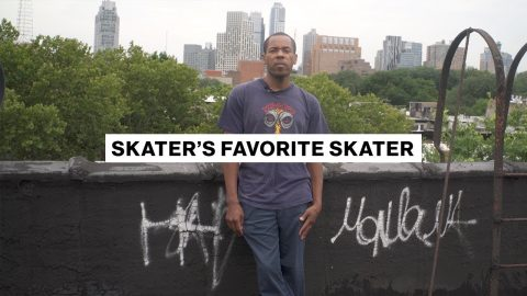 Skater's Favorite Skater: Jahmal Williams | TransWorld SKATEboarding
