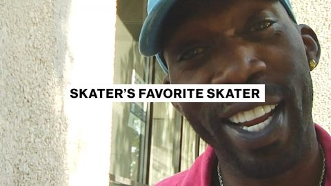 Skater's Favorite Skater | Stevie Williams | Transworld Skateboarding | TransWorld SKATEboarding