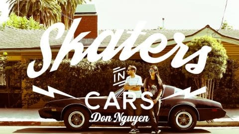 Skaters in Cars: Don Nguyen - X Games