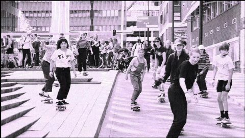 Skatestore presents: XOXO Girls Street Sesh / Rotterdam | Skatestore