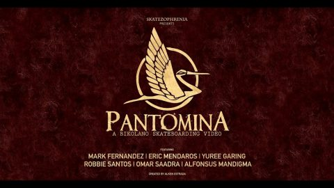 "Skatezophrenia Vol. 1 ""Pantomina"" [youtube re-edit] HD 