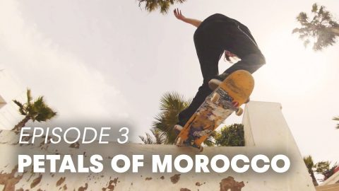 Skating Casablanca and Marrakesh. | Petals Of Morocco E3 | Red Bull