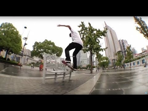 Skating in a Monsoon - Krux Trucks