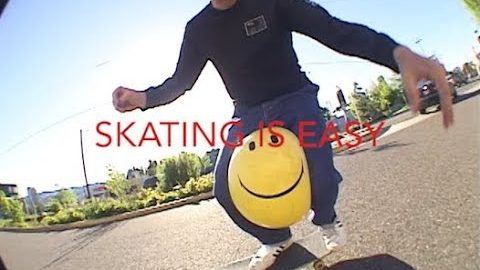 Skating Is Easy Promo | Pete Spooner