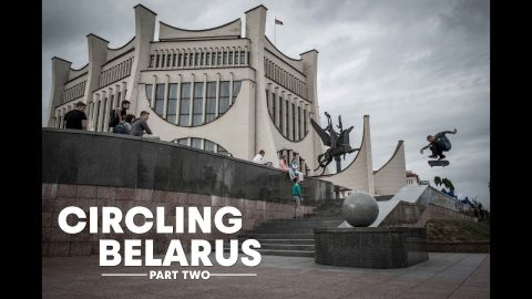 Skating Marble Paradise with Max Kruglov, Cody Lockwood & Crew | CIRCLING BELARUS Part 2 | Red Bull Skateboarding