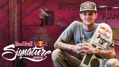 Skating Paradise At Ryan Sheckler's Private Skate Park | Red Bull Signature Series: Red Bull Sōlus | Red Bull