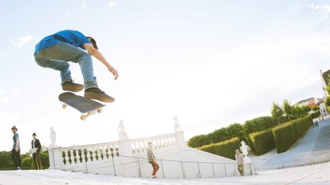 Skating through Austria's capital | Checkout: Daniel Spiegel - Red Bull