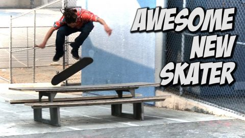 SKATING WITH SPENCER SEMIEN !!! - NKA VIDS - - Nka Vids Skateboarding