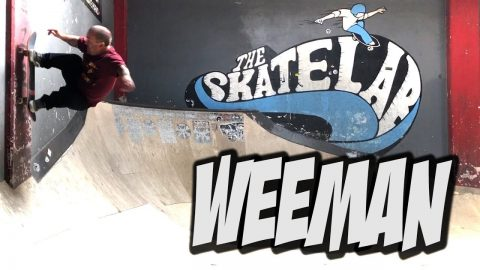SKATING WITH WEEMAN AT SKATELAB AND MORE !!! - NKA VIDS - - Nka Vids Skateboarding