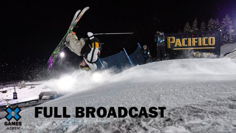 Ski Knuckle Huck: FULL BROADCAST | X Games Aspen 2020 | X Games