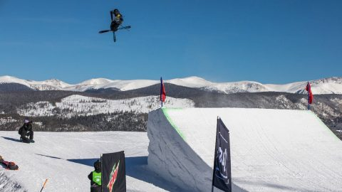 Ski Team Challenge: Slopestyle | Winter Dew Tour Copper 2020 (Day 2) | Dew Tour