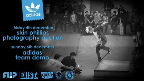 Skin Phillips Auction & The Adidas Team, Swansea - Vimeo / Pixels's videos
