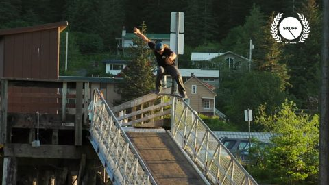 Skuff TV Skate | Where To Shred In Alaska | Skuff TV - Action & Extreme Sports Channel