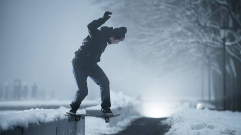 Skuff TV Skate   Winter Lines   Skuff TV - Action & Extreme Sports Channel