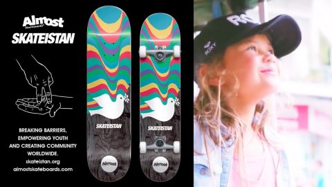 Sky Brown Citizen of Skateistan | Almost Skateboards | Almost Skateboards