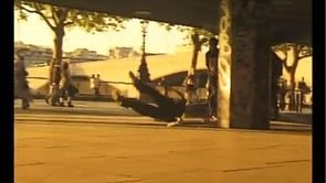 Slam City Skates: Karim Rat Signal Advert - Brooks
