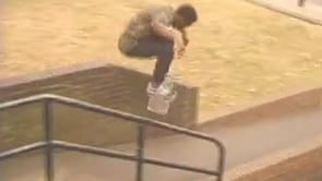 Slam City Skates: Rat Signal - Brooks