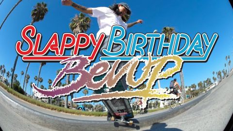 Slappy Birthday Bevup | Andale Bearings