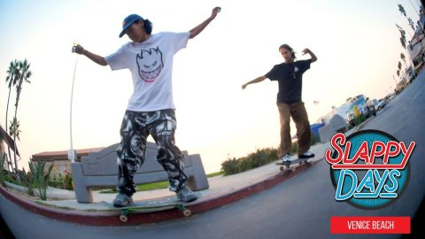Slappy Days: Episode 1 - Venice Beach | Andale Bearings