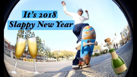 Slappy New Year - Joey Brezinski