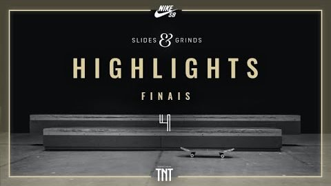 SLIDES & GRINDS 4 - HIGHLIGHTS | sobreskate