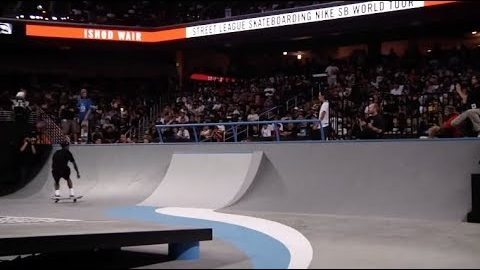 SLS Throwback | Ishod Wair Mind Blowing Fs Feeble | SLS
