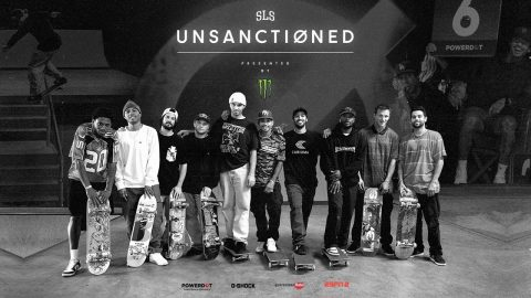 SLS UNSANCTIONED | SLS