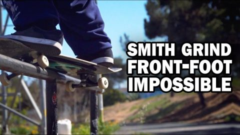 Smith Front-Foot Impossible: Andy Anderson || ShortSided - Brett Novak