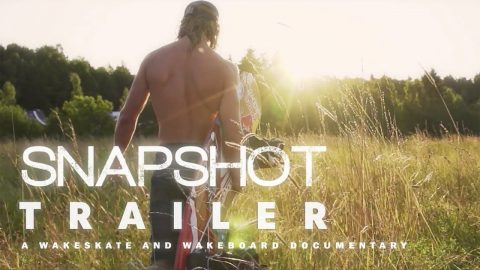 Snapshot - A Wakeskate And Wakeboard Documentary | Trailer | Red Bull