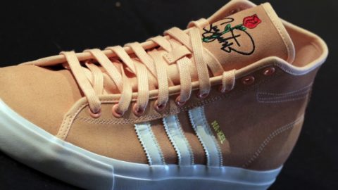Sneak Peek At The Adidas Nakel Matchcourt High RX Shoes - CCS