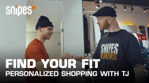 SNIPES Personalized Shopping Experience | SNIPES